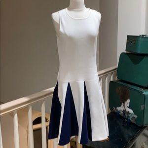 Heavy weight dress 👗 with pleats